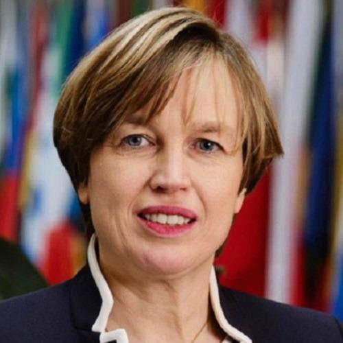 La directora ejecutiva de Europol, Catherine De Bolle