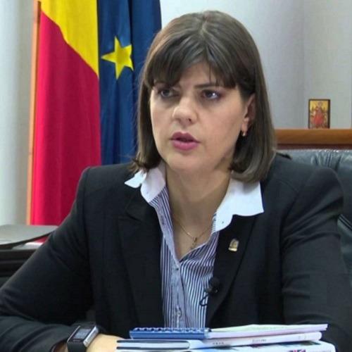 Laura Codruța Kövesi, Fiscal Jefe de la Ficalía Europea_EPPO