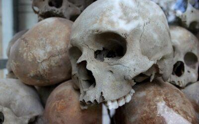Acusado de genocidio y lesa humanidad