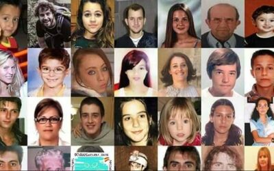 Difusión de alertas sobre desaparecidos