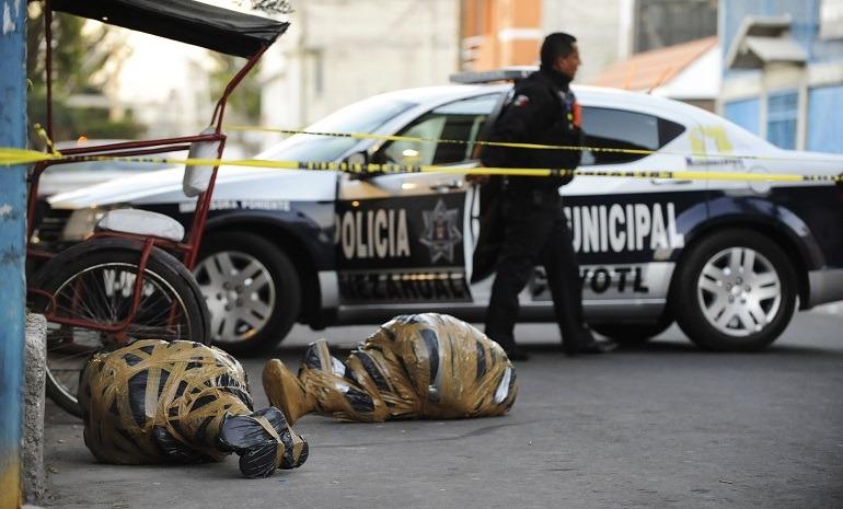 Víctimas embolsadas de los cárteles mexicanos de la droga