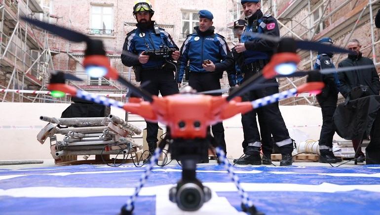 Unidad de Medios Aéreos de la Policía Municipal de Madrid