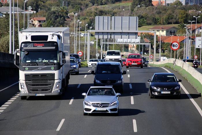 Tráfico rodado por las carreteras de Euskadi_Entrevista a Sonia Díaz de Corcuera