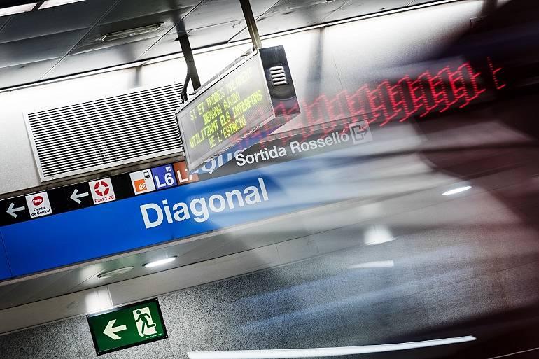 Reportaje Transports Metropolitans de Barcelona (TMB)