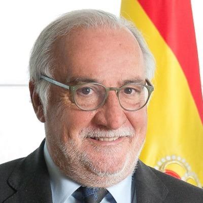 Primer plano de Pere Navarro Olivella DGT