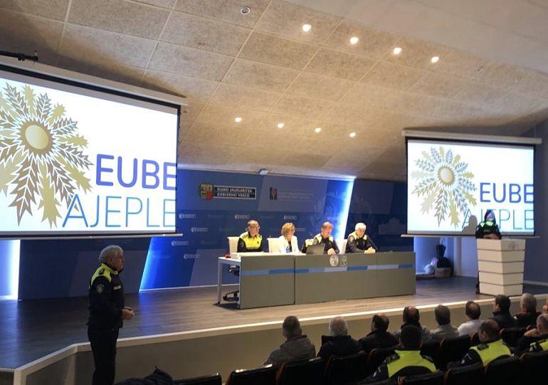 Entrevista a Asier Erkoreka - EUBE/AJEPLE. Asamblea de EUBE/AJEPLE