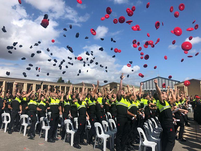 Entrevista a Asier Erkoreka - EUBE/AJEPLE. Graduación promoción policías locales