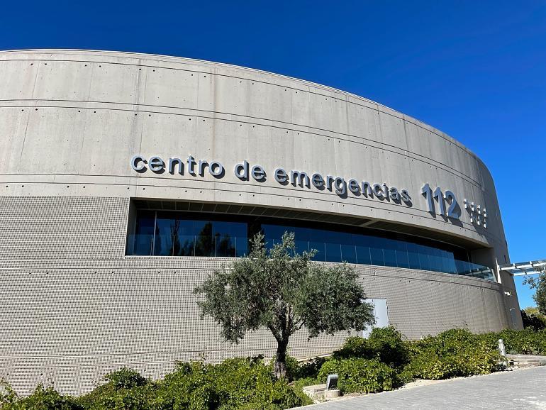 Servicio 112 de la Comunidad de Madrid