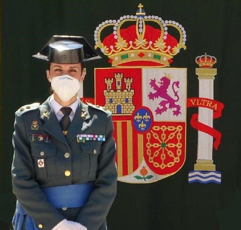 Teniente Coronel Silvia Gil
