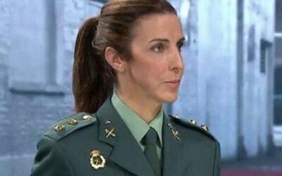 Entrevista a la teniente coronel Silvia Gil